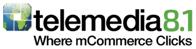 telemedia 8.1 logo